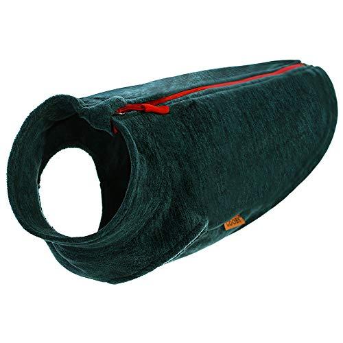 Gooby - Zip Up Fleece Vest, Fleece