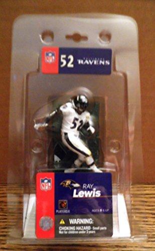 2004 Mcfarlane Ray Lewis Baltimore Ravens 3-Inch Action Figure - Rare (Ray Lewis Figurine)