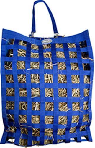 GATSBY LEATHER COMPANY 284194 Slow hay Feeder Bag Royal Blue, 20X27X6.5
