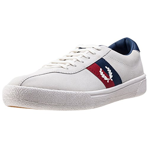 Fred Perry Fp Sprts Ath Snow B108808, Basket
