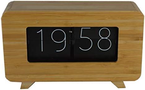Reloj LWF Escritorio Página Página Torneado Mesa para Sala de ...