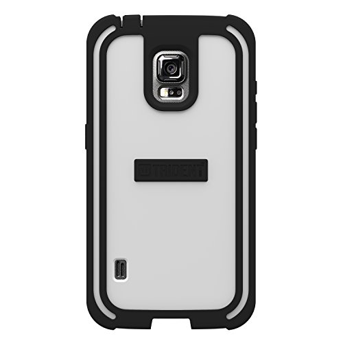Trident Cyclops Series Case for Galaxy S5 Active - Retail Packaging - White