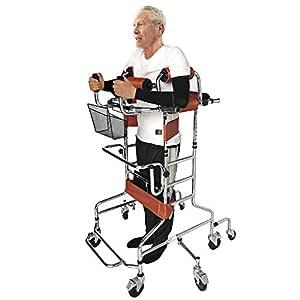 SXTYRL Andador Plegable con Ruedas Asistencia de Movilidad ...