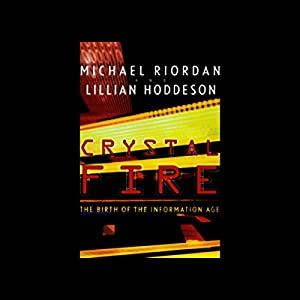 Crystal Fire Audiobook