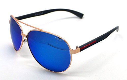 400 PK3037 Alta Sol Sunglasses Gafas Azul de Calidad Mujer Pkada UV Hombre B7SUqw