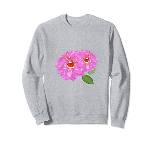 Unisex Girls Love Flowers So Get Her This Shirt To Keep Forever 2XL Heather Grey