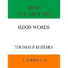 Irish Vocabulary
