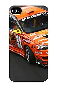 Ednahailey Case Cover Mitsubishi Lancer Evolution X / Fashionable Case For Iphone 4/4s