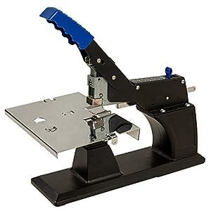 Rayson SH-03 Manual Stapler Heavy Duty Stapler Can Both Saddle and Flat (Tamaño: SH-03)
