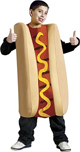 Hot Dog Kids Costume -