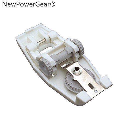 Price comparison product image NewPowerGear Elastic Guide Foot Replacement For Husqvarna Viking Group 3 Optima 630, 620, 610, 190, 185, 180, 150, 120