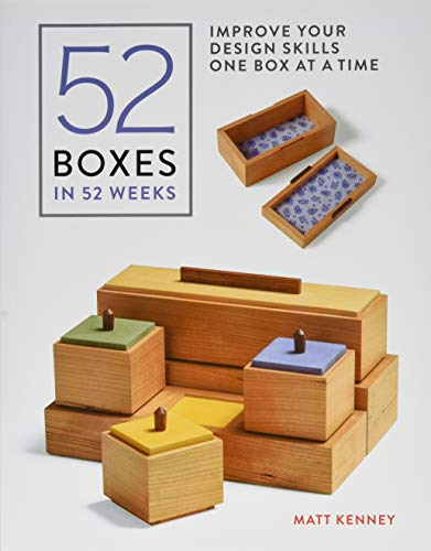 52 Boxes in 52 Weeks: Improve Your Design Skills One Box At A Time]()