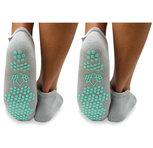 Grip Socks (2 pairs) by Paxfreely (L)