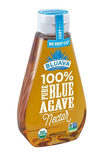 Bluava 100% Pure Blue Agave Nectar, 11.75 oz 41CxPppeT6L