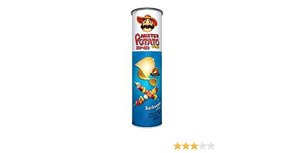 Snack mr.potato barbeque 160g (Pack de 14): Amazon.es ...