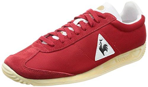 Vintage Aerotop Quartz Rouge Hommes Coq Sportif Le Baskets IPqCxtzWw
