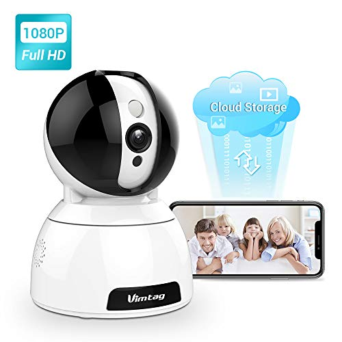 🥇 Wireless Security Camera Indoor-Vimtag Dome Surveillance IP Camera