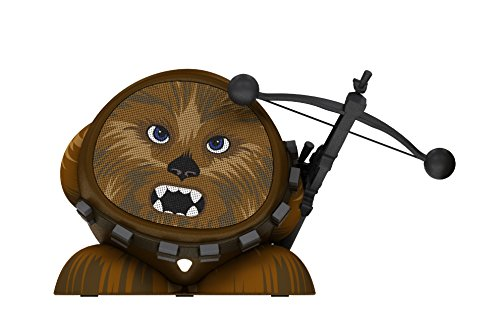 Star Wars Chewbacca Bluetooth Character Speaker ( Li-B66C7.FX )