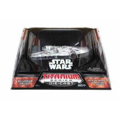 Hasbro Titanium Series Star Wars Ultra Millennium Falcon