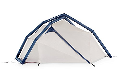 HEIMPLANET Original | Fistral 1-2 Person Tent | Inflatable Pop Up Tent - Set Up in Second | Waterproof Outdoor Camping