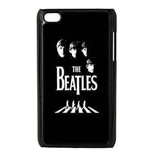 wugdiy DIY Protective Snap-on Hard Back Case Cover for iPod Touch 4 with The Beatles