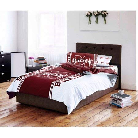 Bed-in-a-Bag Mississippi State University Bulldogs Twin