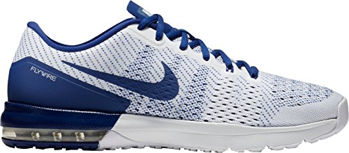 Nike Heren Air Max Typha Training Schoen Wit / Deep Royal Blue-m