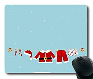 Christmas Clothes Cool Comfortable Gaming Mouse Pad