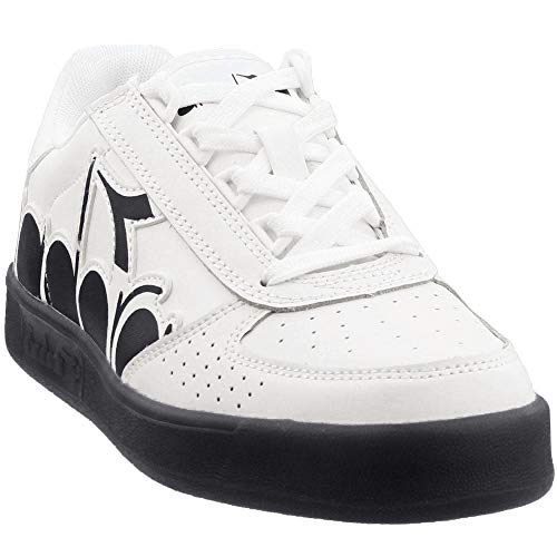 Diadora Unisex B.Elite Bolder White 10.5 Women / 9 Men M US Medium