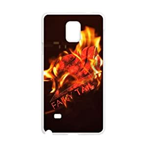 Fairy Tail Samsung Galaxy Note 4 Cell Phone Case White&Phone Accessory STC_070684
