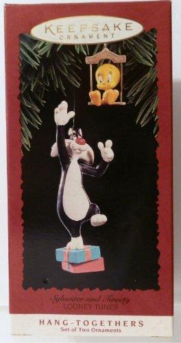 (1995 Sylvester and Tweety Looney Tunes Hallmark)