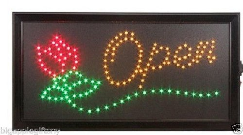 Best-selling Bright Animated LED Neon Open