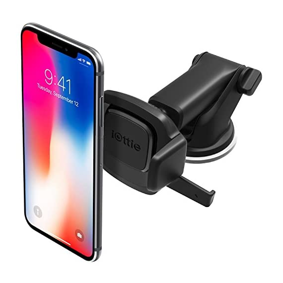 iOttie-Easy-One-Touch-Mini-Dash-Windshield-Car-Mount-Phone-Holder-iPhone-Xs-Max-R-8-Plus-7-Samsung-Galaxy-S10-E-S9-S8-Plus-Edge-Note-9-Other-Smartphones