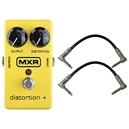 MXR M104 Distortion Pedal w/ Patch (Mxr Distortion Pedal)