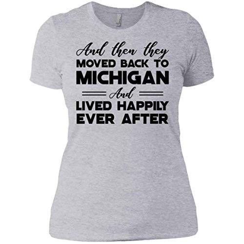 Lotacy and Then They Moved Back to Michigan and Lived Happily Ever After Heather Grey