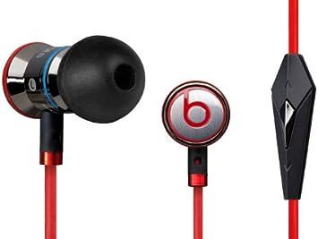 Monster iBeats Ecouteurs intra auriculaire pour iPhoneiPadiPod Noir