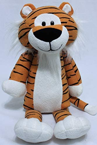Path13 Plush Striped Stuffed Animal