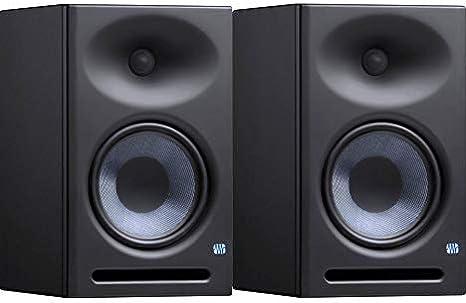 Pack Presonus Eris E8 XT – 2 altavoces activos bi-amp 8 140 W ...