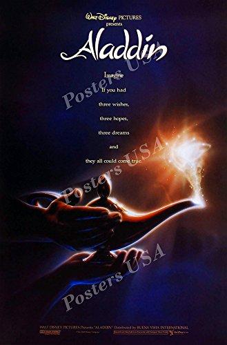 Poster USA - Disney Classics Aladdin Poster GLOSSY FINISH -