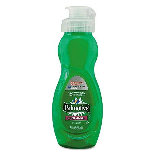 Palmolive Liquid Dishwashing, 3 oz, Fresh, PK72, Less Than 10 Ounces ()