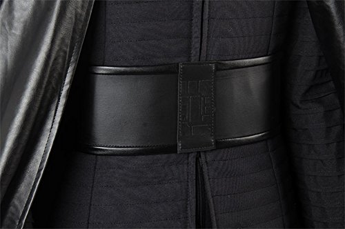 CosplaySky Star Wars 8 The Last Jedi Kylo Ren Costume Halloween Outfit Medium by Cosplaysky (Image #6)