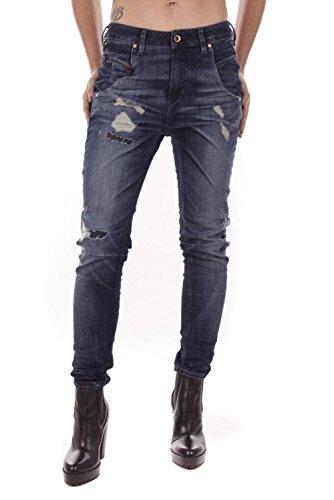 Blu 0854t Boyfriend Diesel Fayza Jeans Donna 5XvEw6Bwxq