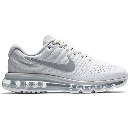- Nike Womens Air Max 2017 Running Trainers 849560 Sneakers Shoes (UK 5 US 7.5 EU 38.5, Pure Platinum Wolf Grey 009)