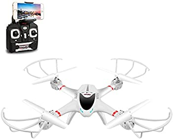 DBPOWER MJX X400W FPV RC Quadcopter