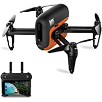 Koeoep Wingsland M5 RC Drone with GPS 500 Meters Control Distance Optical Flow Positioning and Ultrasonic Altitude Holding FPV HD Camera Quadcopter
