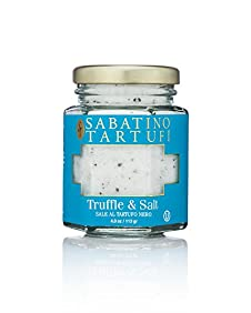 Sabatino Tartufi Truffle & Salt 4oz