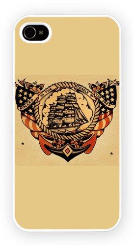 Sailor Jerry Tattoo, iPhone 5C, Etui de téléphone mobile - encre brillant impression