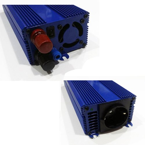 INVERSOR 12VDC 450VA 230VAC ONDA PURA (APTO COMPRESOR NEVERA FRIGO ...