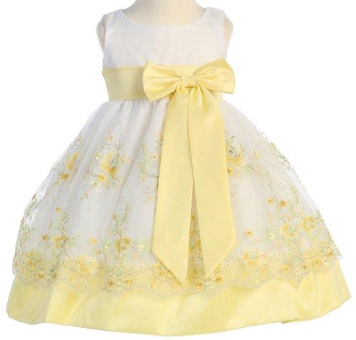 Zipper Taffeta Wedding Dress - 7
