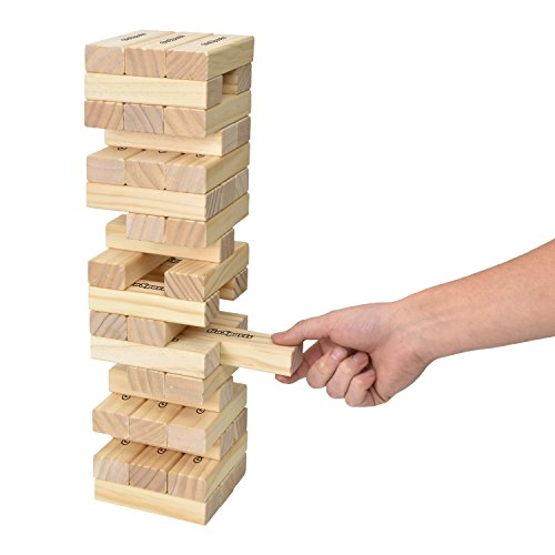 GoSports Large Toppling Tower Bonus product image